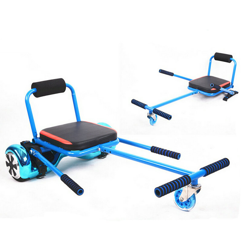 Hoverseat Sitting On Attachment for 6 5 2 Wheels Self Balancing Electric Hoverboard Drifting font b