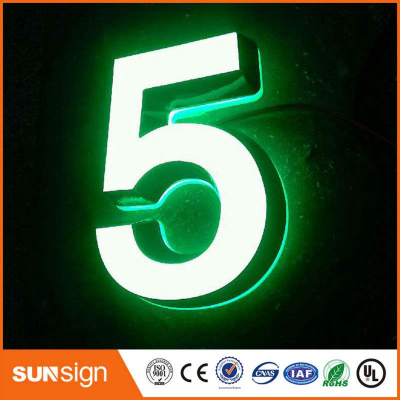 Custom Sign Boards Type Led Light Up Letters Sign Back To Search Resultselectronic Components & Supplies