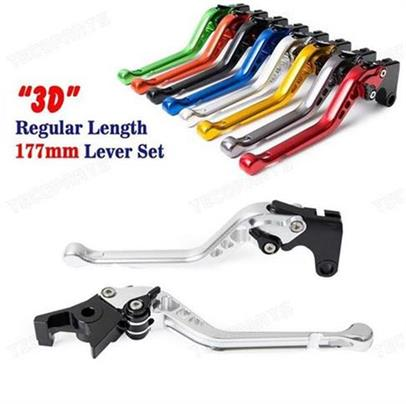 CNC 6 Position 3D Long Brake Clutch Lever for BMW S1000RR (NOT Comp ver.) 2010-2014