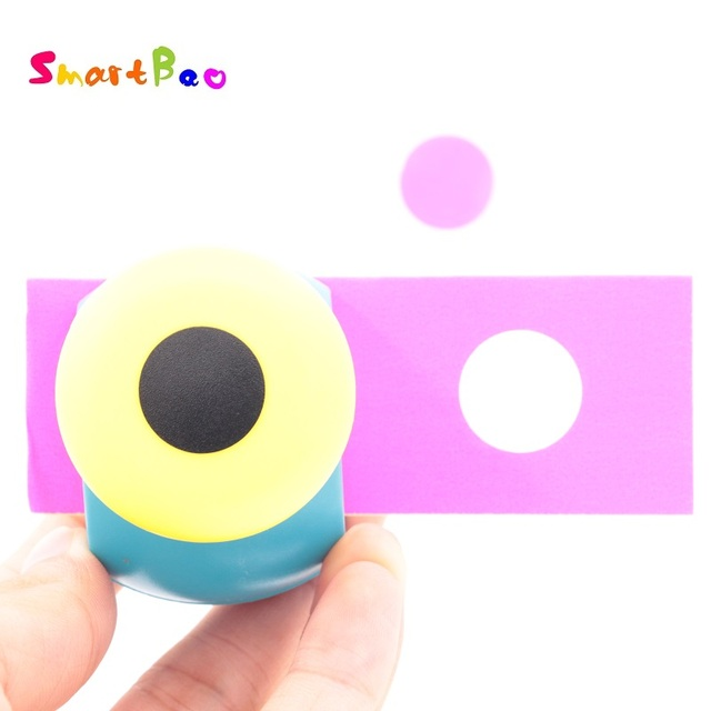 19mm Round Scrapbooking Punch Paper Craft Punches Diy Handmade Hole