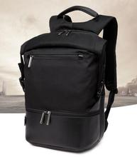2017 poesech бренд 16 дюймов ноутбук сумка рюкзак мужчины большой Ёмкость нейлон Компактная мужская Рюкзаки унисекс путешествия рюкзак