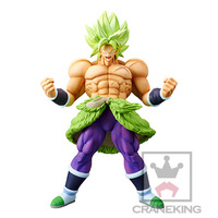 20cm Dragon Ball Super Broly Broli Super Saiyan God 20th action figure toys collectors Christmas gift doll with box