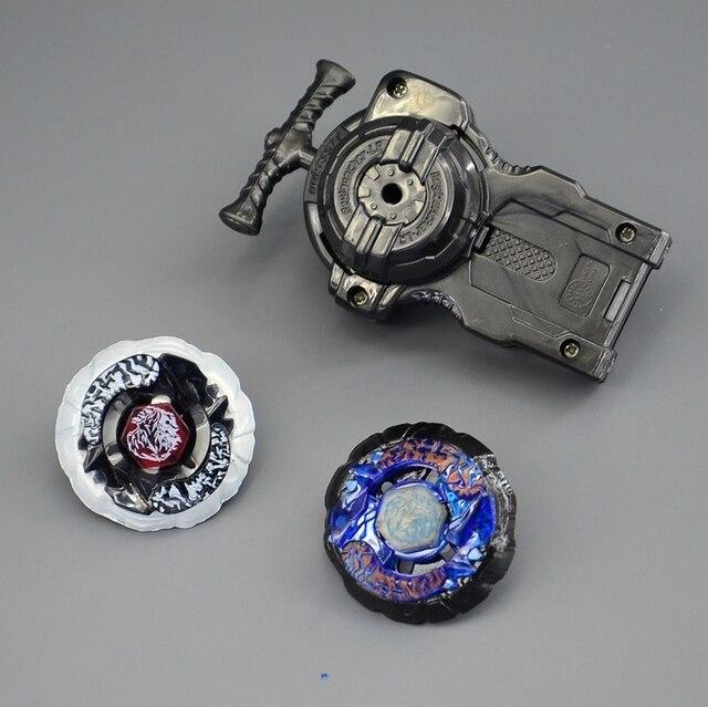 1 pack Редкие Beyblade Переключения Набор BAKUSHIN SUSANOW с 1 Шт. L-R Расширенный Launcher Набор