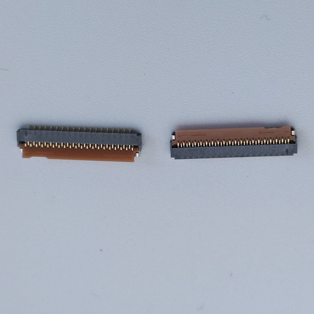 ESC 2pcs/lot 39Pin LCD <font><b>FPC</b></font> <font><b>connector</b></font> For HTC Desire 816G LCD <font><b>FPC</b></font> <font><b>connector</b></font> Replacement <font><b>Repair</b></font> Parts image