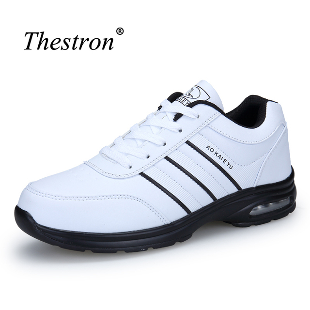 Thestron Sport Shoes Men Running Shoes Brand 2017 New Cool Sport Man Sneakers Comfortable Men Shoes Sport Running