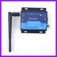 WIFI Serial Port Server RS232 485 Wireless Serial Port Server DTU HF H100