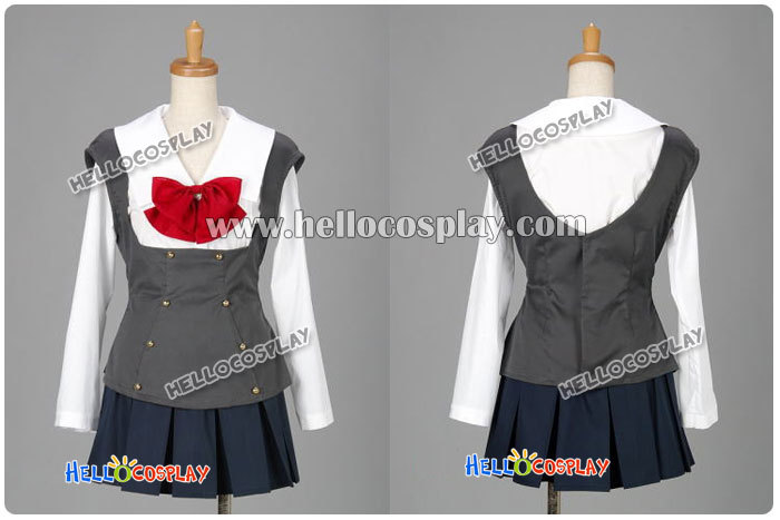 School Days Cosplay School Girl Uniform H008