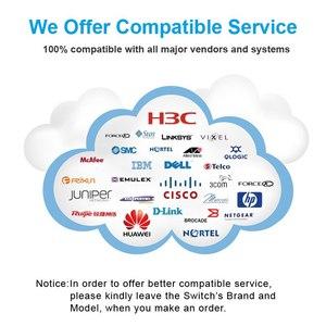Image 5 - 5 par/lote SC 5KM GBIC 1.25G módulo SFP switch Ethernet de fibra óptica transceptor compatível com TP link/Mikrotik/Cisco
