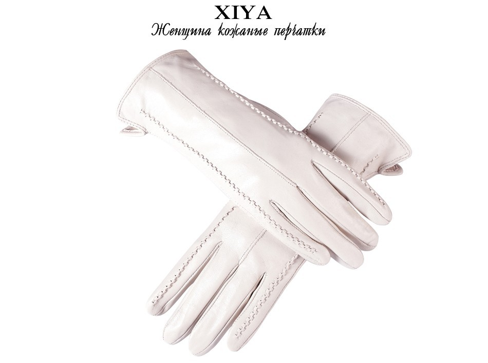 HTB1cO23JpXXXXcyXXXXq6xXFXXXD - White leather women's gloves, Genuine Leather, cotton lining warm, Fashion leather gloves, leather gloves warm winter-2226