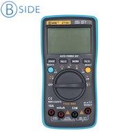 BSIDE ZT301 8000 Counts True RMS Digital LCD Multimeter Electric Handheld Tectep Auto Range Multimetro AC/DC Current Esr Tester