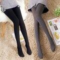 Inverno 120D Meia-calça Preta. Meias Quentes Calças Justas Footie Meias de Inverno, Meias Passo Pé Quente seamless Alta elasticidade Hosier