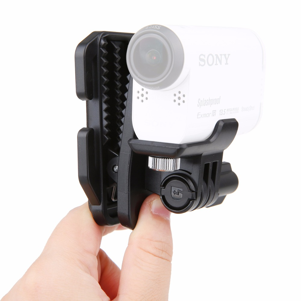 DZ-CHM1 Clip Head Mount Kit For Sony Action Camera FDR-X1000V / HDRR-AS200V / HDR-AZ1VR / HDR-AS100V