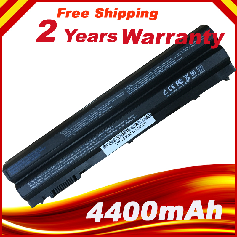 Laptop Battery for DELL Latitude E6420 E6430 E6520 E6530 E5420 E5430 E5520 E5530 N3X1D T54FJ цены онлайн