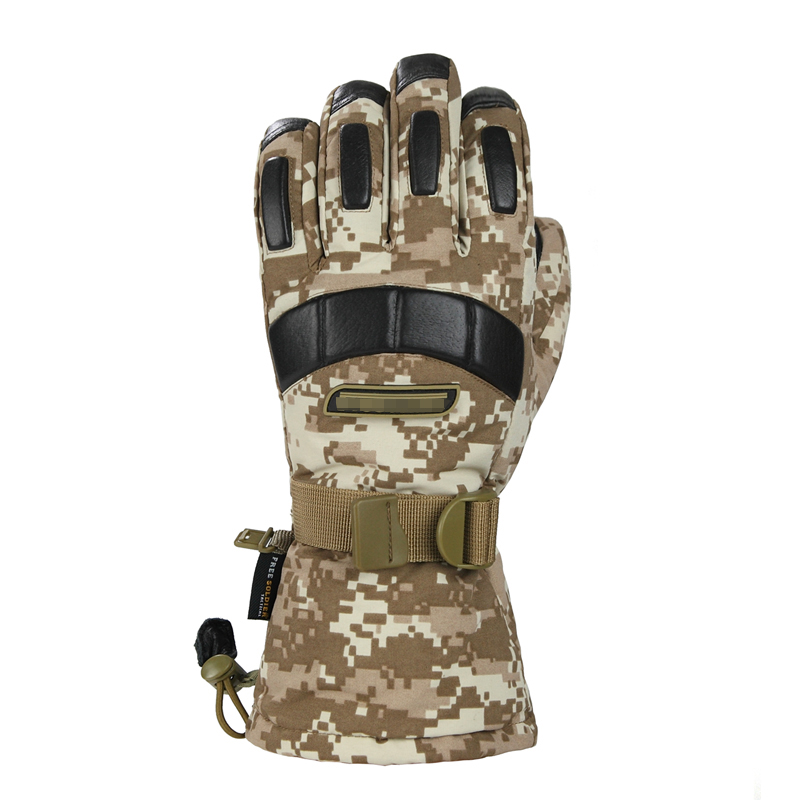 Winter Outdoor Camping&Hiking Ski Gloves Thicken Non-slip Sheep - Sportswear and Accessories - Photo 4