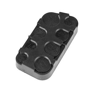 Image 3 - Caixa de plástico para organizar moedas, caixa telescópica de bolso para organizar automóveis, moedas, recipiente, acessório para organizar