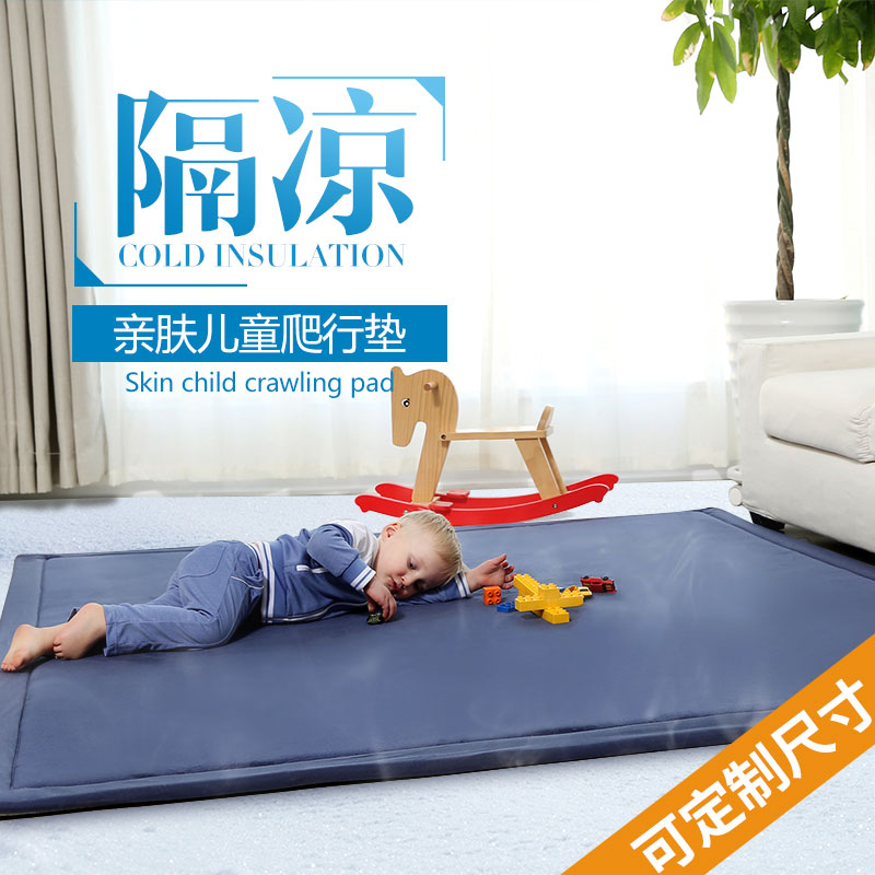 Children Crawling Pad Can Be Folded Green Game cushion Baby Crawling mat  Carpet Tatami Climbing  200cm*150cm cr80 crf125 150 250 450 230f falling short handle can be folded forging horn