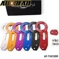 AUTOFAB-Универсальный Задний Фаркоп Анодированный Алюминиевых заготовок для Буксировки Комплект Для JDM Гонки AF-TH0185R