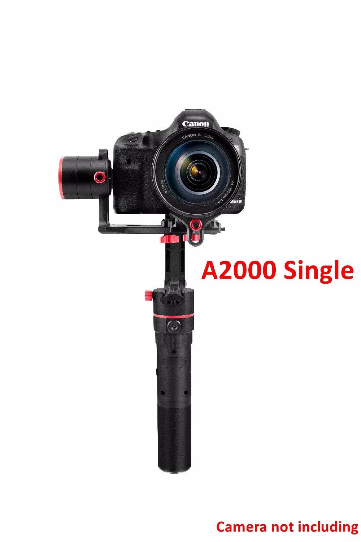 FEIYUTECH A2000 3 Axis Gimbal DSLR Camera Stabilizer Dual