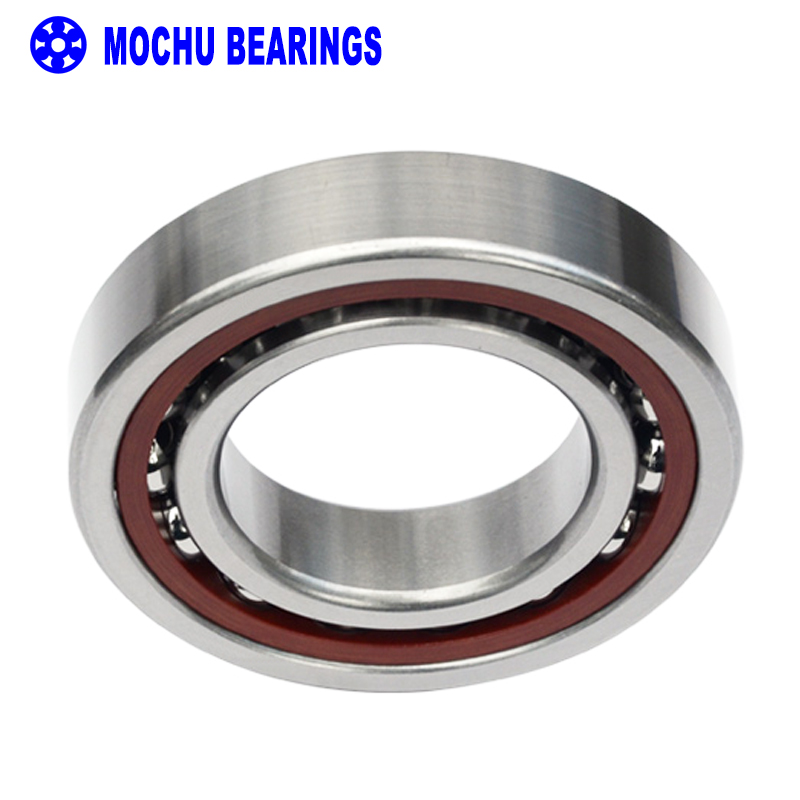 1pcs 71803 71803CD P4 7803 17X26X5 MOCHU Thin-walled Miniature Angular Contact Bearings Speed Spindle Bearings CNC ABEC-7 1pcs 71930 71930cd p4 7930 150x210x28 mochu thin walled miniature angular contact bearings speed spindle bearings cnc abec 7