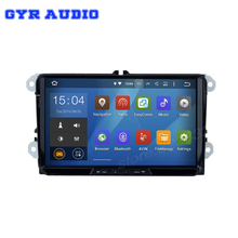 9″ Android 5.1 Car GPS for Golf mk6 mk5 t6 Polo Passat Tiguan Jetta EOS sharan scirocco with Mirror Link auto multimedia Stereo