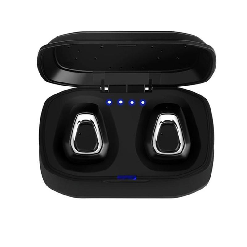 A7 TWS Wireless Earbuds Earphones new Bluetooth 4.2 Hifi Earphone with Stereo dual Mic for Phone With Charger Box for iphone r30
