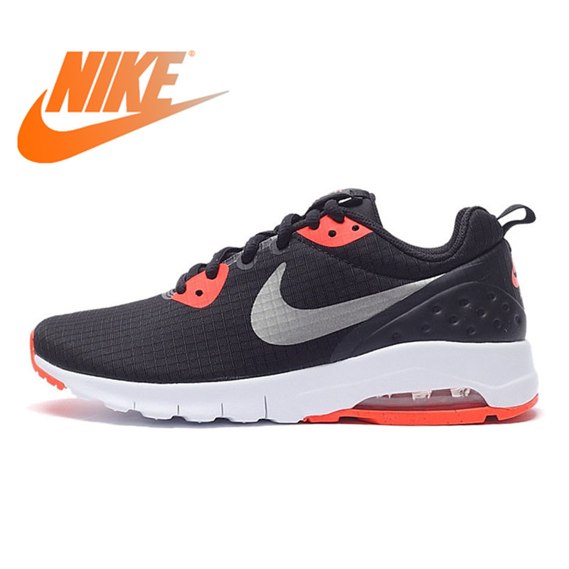 US $126.82 31% OFF|Original Authentic NIKE Breathable AIR MAX MOTION LW SE Women's Running Shoes Sneakers Comfortable Fast Sports Outdoor Jogging in