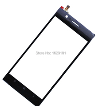 High Quality GOOD Working Top Quality Front Glass Touch Panel Screen Digitizer For Lenovo K900 Replacement Parts