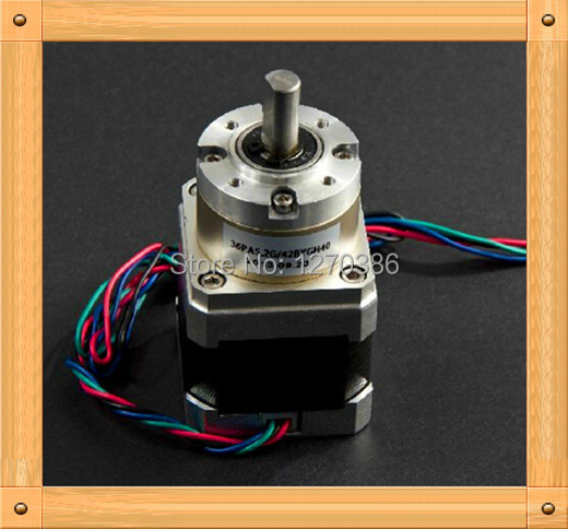 Free Shipping!!!  42 stepper motor / belt gearbox free shipping xr2207m