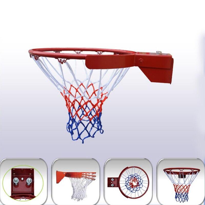 Standard 45CM4Diameter Reinforced Solid Ring/standard/solid Basketball Ring Basketball Stand