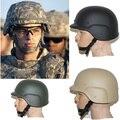 EUA capacete M88 campo/CS esportes capacetes dois suspensão/esponja forrada Commando Combate Tático Paintball Airsoft Base Jump capacete