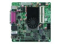 Mini Itx industrial motherboard  1037U / 10COM/ Dual 24 bits LVDS/POS Machine industrial motherboard
