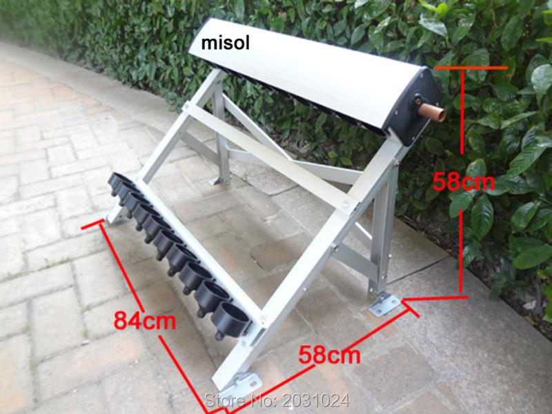 солнечный коллектор воды доставка из Китая