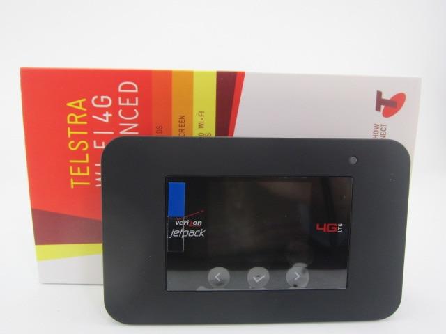 NETGEAR AC791L Verizon Wireless 4G LTE Mobile Hotspot netgear ac791l verizon wireless 4g lte mobile hotspot