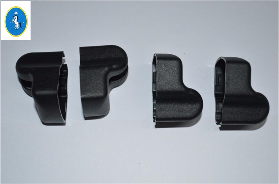 4*For Toyota Prado Fj150 2010-2018 Car Door Stop Rust waterproof protector cover