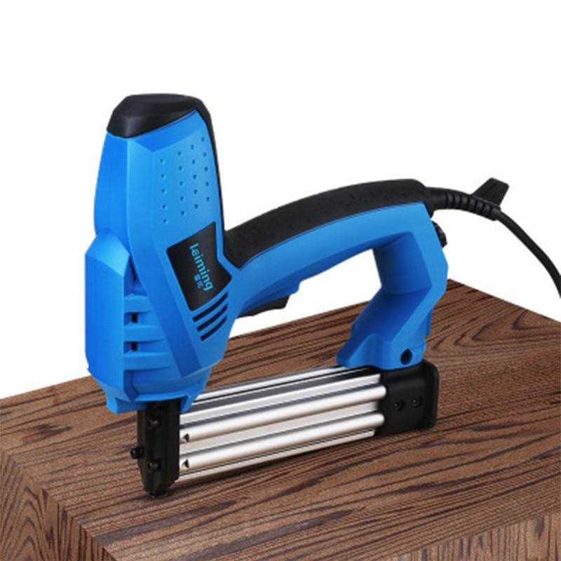 Electric Dual use Nail Gun Woodworking Electric Nail Gun Nailer Stapler 2000W 220V Electric Nail Power