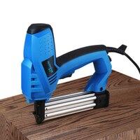 Electric Dual use Nail Gun Woodworking Electric Nail Gun Nailer & Stapler 2000W 220V Electric Nail Power Tool