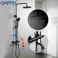 Comparar Grifos de latón para ducha GAPPO grifos de Grifo de ducha de baño conjunto de cabezal