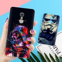 Star Wars Case for Xiaomi Redmi 3 3S 4A 4X 4 4S Mi A1 Mi 5X Note 3 5A 4 4X