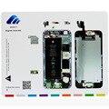 Профессиональные Магнитного Винт Мат Работы Pad для iPhone 6 Ремонт Открытие инструмент для iPhone 4 4S 5 5S 6 6 S 6 S Плюс 5.5''
