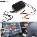 Интеллектуальный автомобильный аккумулятор OOTDTY 20A  свинцово-кислотный аккумулятор  зарядное устройство для автомобильного мотоцикла США/Е...