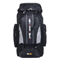 100L Large Capacity Outdoor Sports Backpack Men And Women Travel Bag Hiking Camping Climbing Fishing Bags
