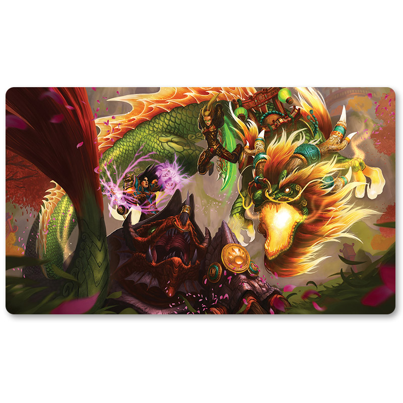 Playmat - Warcraft-1126114 - Board Game Mat Mouse Pad Keyboard Pad Big Table Mat  for WOW