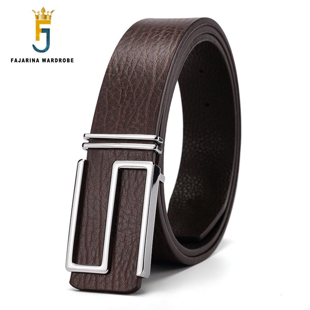 Fashion S Letter Unique Designer Mens High Quality Cowhide Genuine Brand Strap Leather Slide Buckle Brown Belts for Men LUFJ453 ...