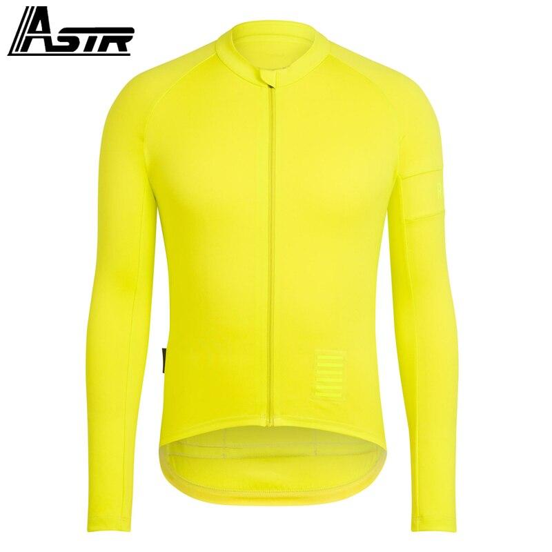 2017 Sister hombres ciclismo Jersey manga larga respirable y de secado  rápido Road Bike Jerseys desgaste de la bicicleta ropa ciclo ropa 0aa0b1559