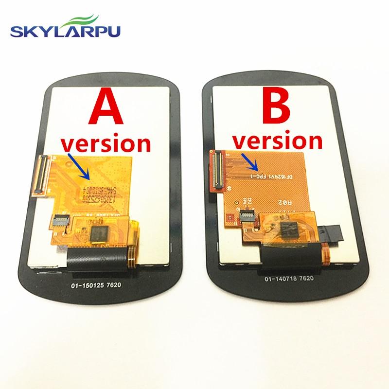 8377b5101 Skylarpu DF1624V1 FPC-1 дисплеи для Garmin Etrex Touch 35 портативные GPS  ЖК-экран
