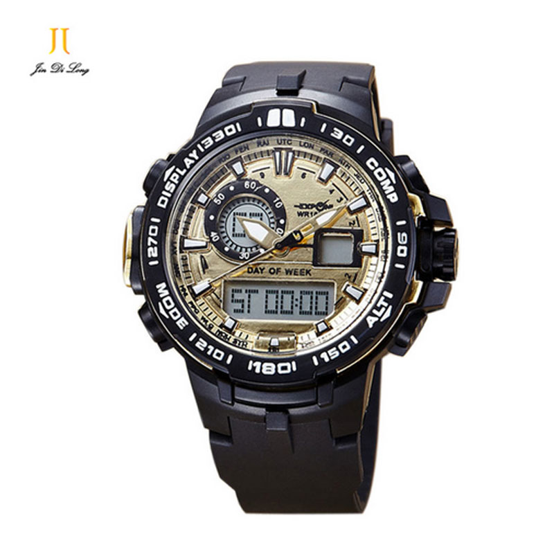 Fashion Men Sports Multifunction Electronic Brand Watches Digital Wristwatches Waterproof Outdoor Shock Watch Christmas Gift