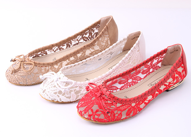 67d73aefa6c90 wholesale new style lovely women lace flat shoes comfortable cut out boat  shoes EU36 41/US5 10#-in Women's Flats from Shoes on Aliexpress.com |  Alibaba ...