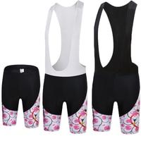 Women S Cycling Bib Shorts Bicycle Shorts Padded Bike Cycling Shorts Knickers Ladies Gel Tights Quick