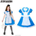 The Fancy Dress For Girl Alice Princess Cosplay Summer Dresses Evening Costume Children Clothing A Prom Dress For Girls 10 Years