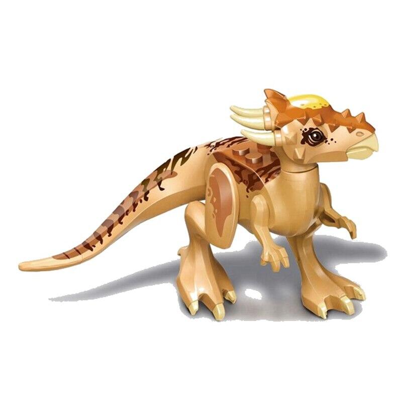 60-21Legoing Jurassic World Styx Dragon Dinosaurs Tyrannosaurus Rex Compatible Legoing Jurassics Park Children's Building Blocks Toys